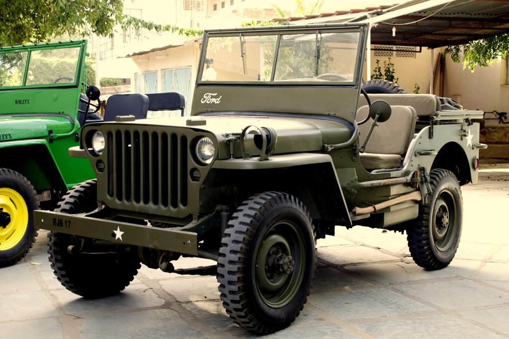 Jeep ford