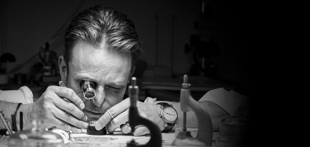 Peter Speake-Marin, horloger de génie