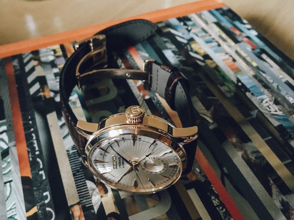Seiko Présage Cocktail - Passion Horlogère