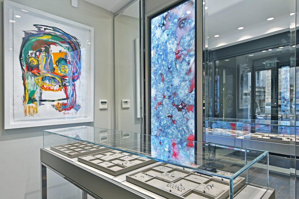 Le diamant mis à l'honneur chez Bellini Joaillerie, rue Thiers à Aix-en-Provence