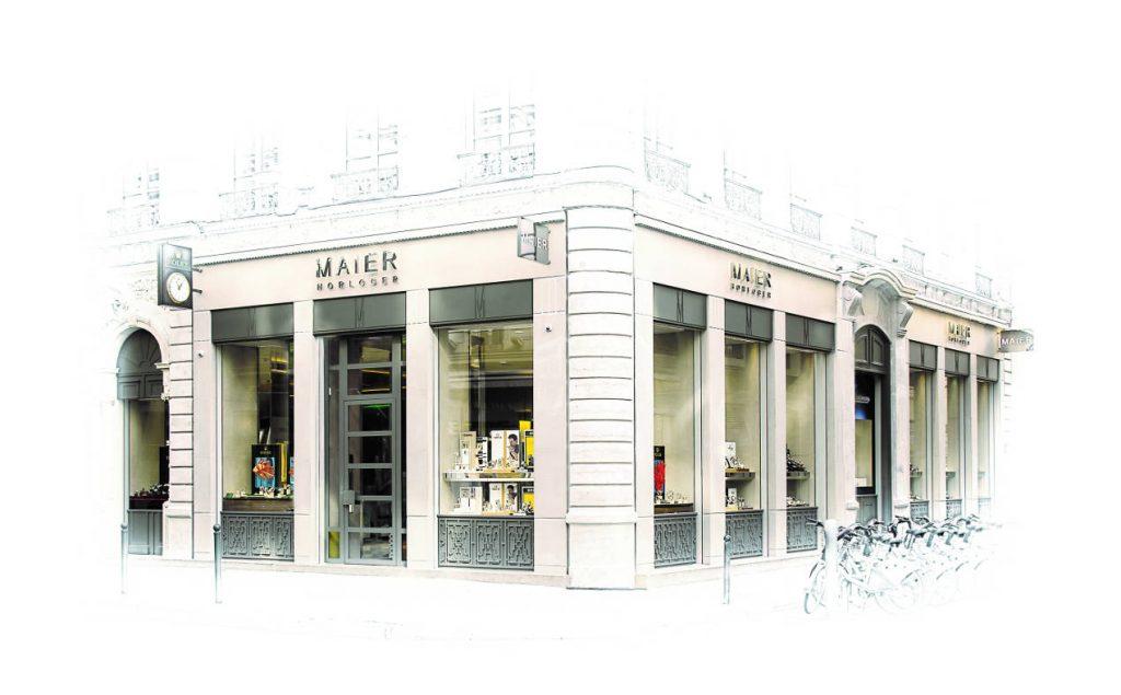 La nouvelle boutique Maier à Lyon, 99 rue Edouard Herriot