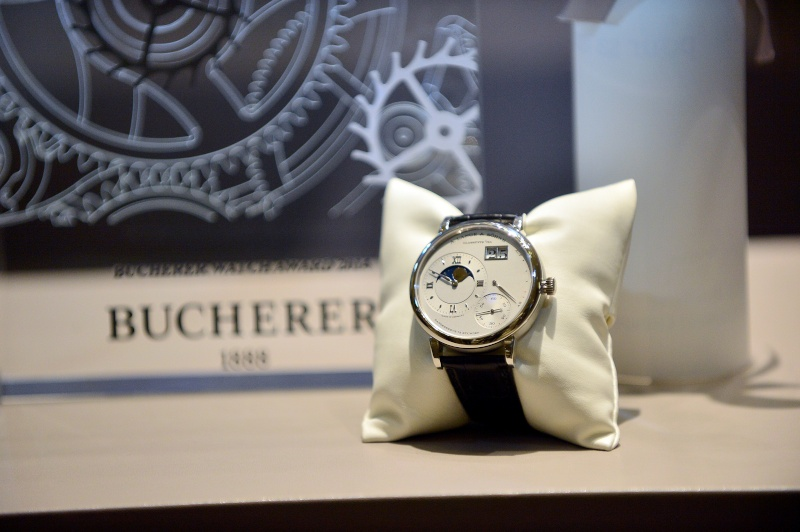 A. Lange & Söhne, premier lauréat du Bucherer Watch Award