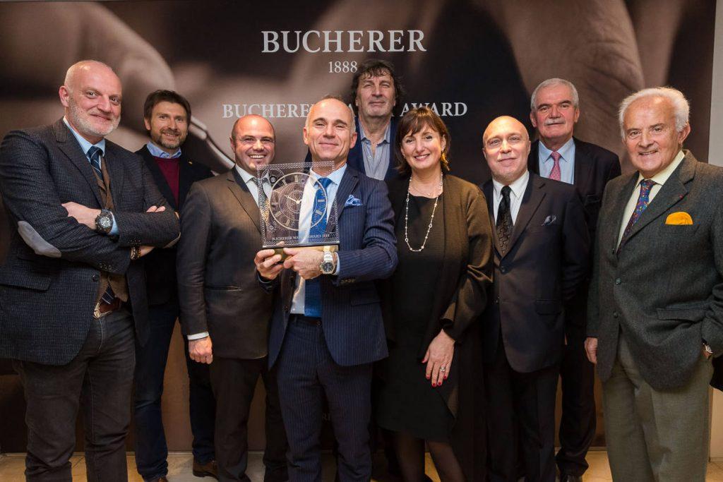 Bucherer Watch Award 2018