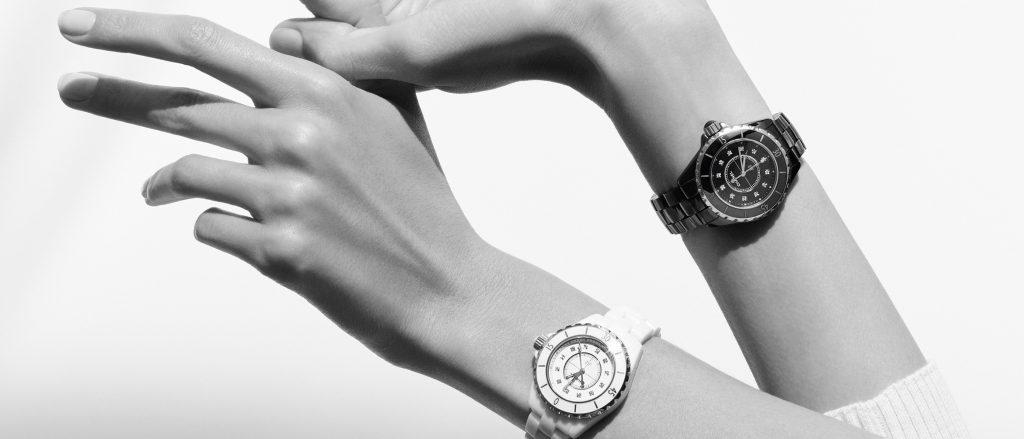 Chanel et sa J12, la première icône horlogère du XXI ème siècle