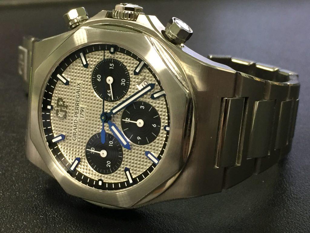 passion-horlogere-girard-perregaux-laureato-chronograph-2