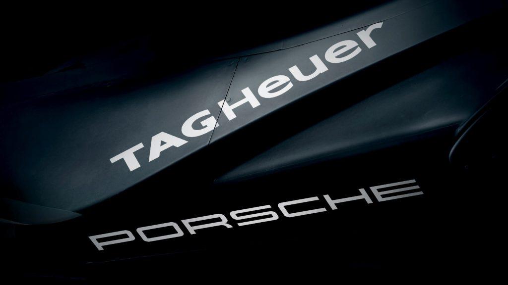 Porsche et son partenaire horloger, TAG Heuer