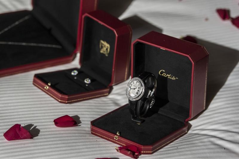 """Cartier le """"généraliste"""" du Luxe"""