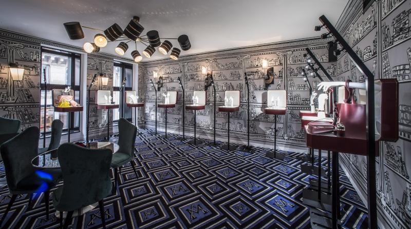 Cartier investi l'hôtel Montana à Paris