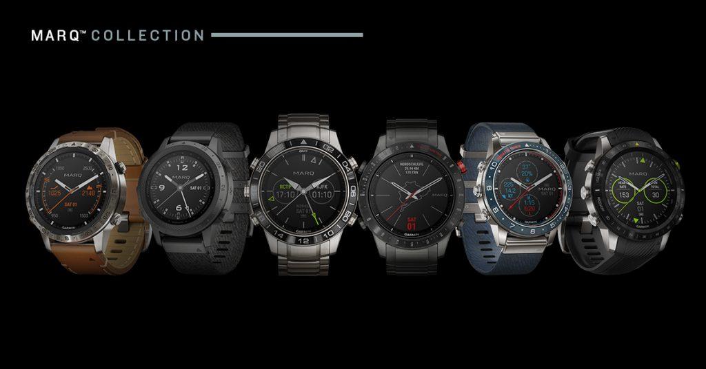 Toute la collection Marq avec désormais 6 modèles !