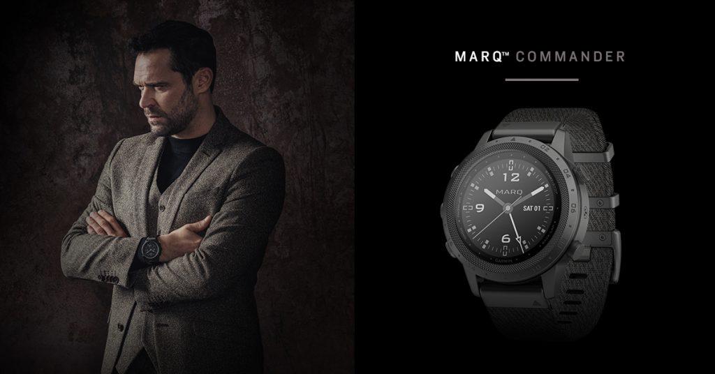 Une montre de luxe tactique qui se veut aussi urbaine.