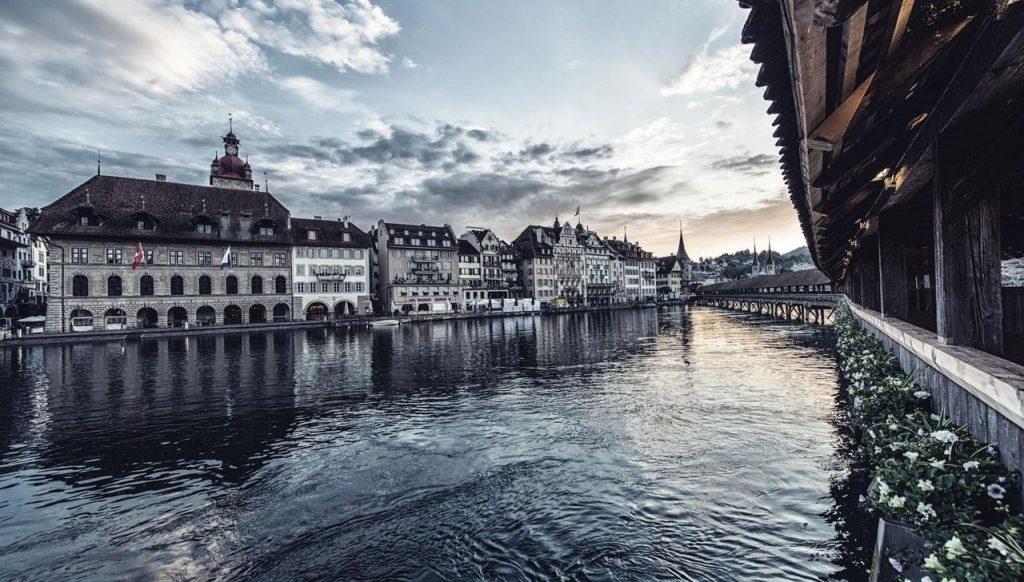 Lucerne, une destination touristique