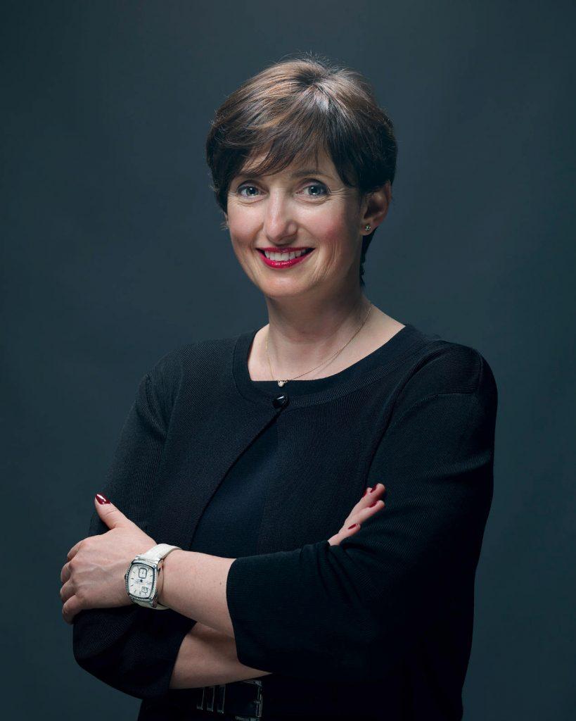 Nathalie Celia Koch-Chevalier, directrice générale de Bucherer en France