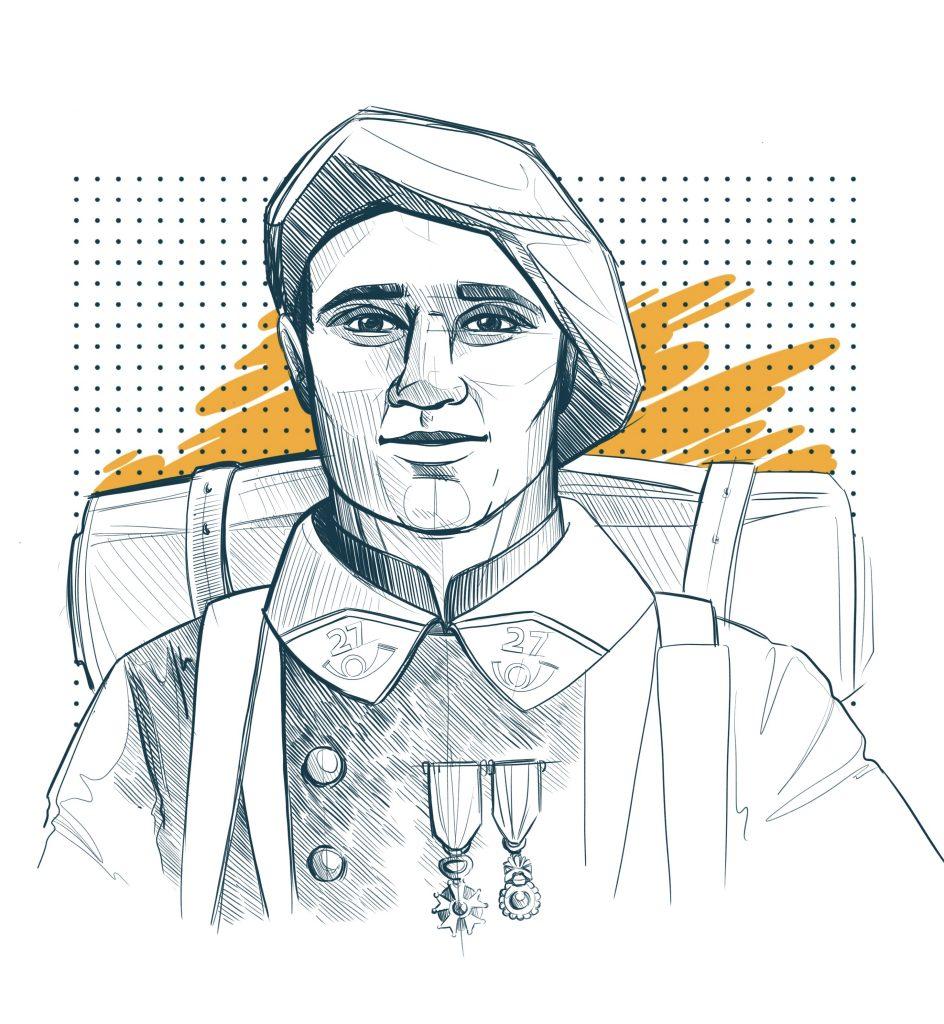 Albert Roche, le poilu déserteur.