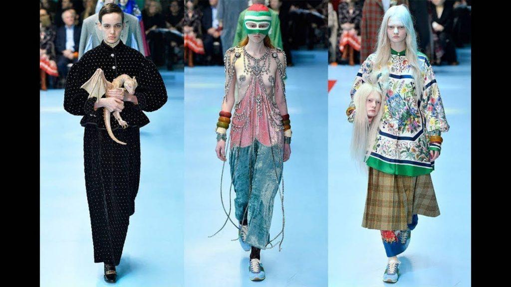 Défilé Gucci 2019