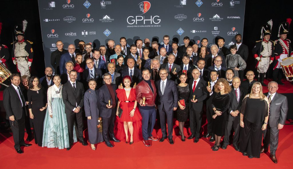 Le Grand Prix d'Horlogerie de Genève 2019