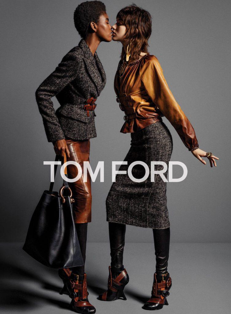 Tom Ford, roi de la mode