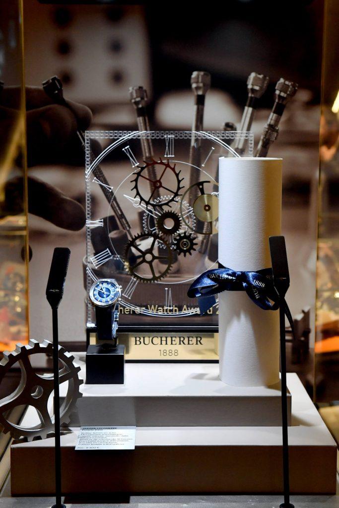 Bucherer Watch Award 2019 - Jaeger-LeCoultre Polaris Date