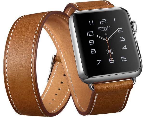 Les phénomène Apple Watch