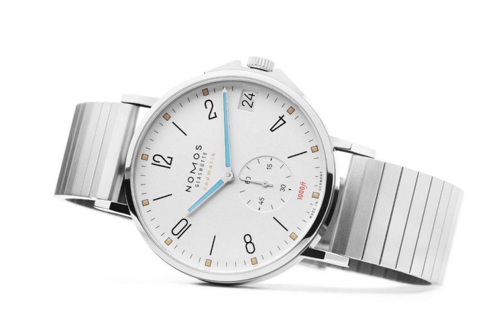 Une montre sport-chic par excellence