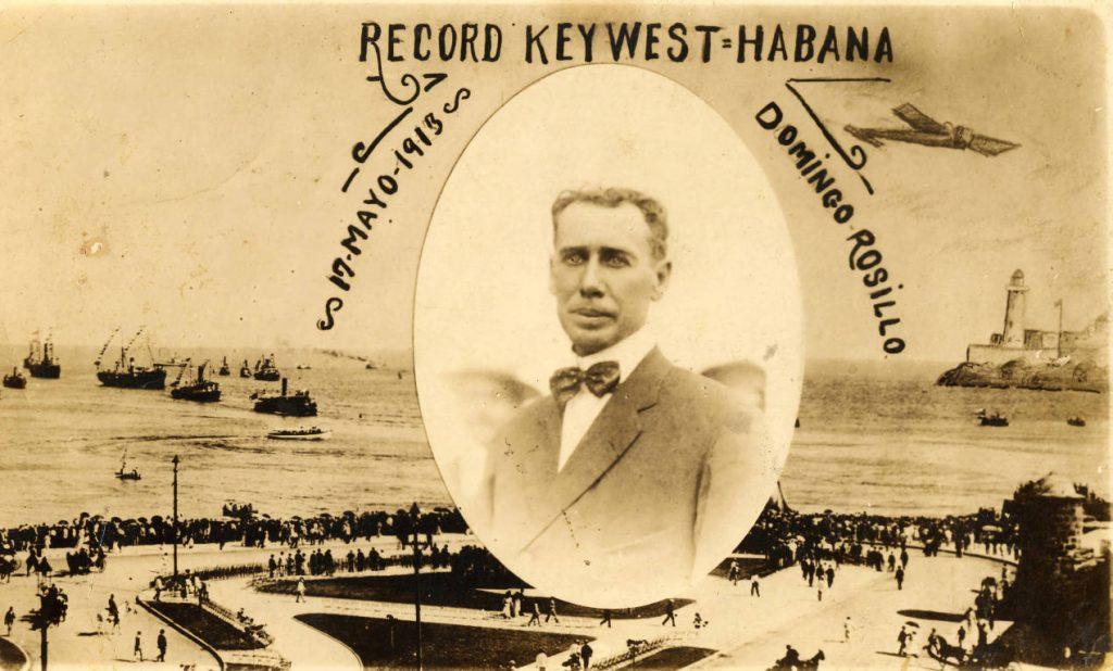 Un record signé Domingo Rosillo del Toro
