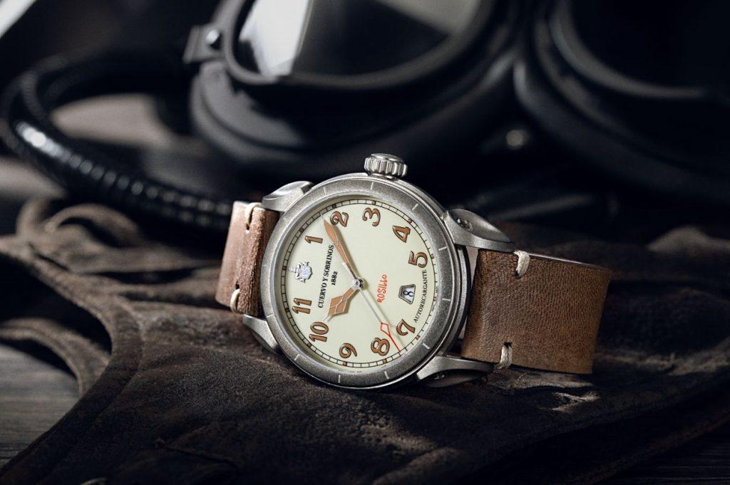 Une montre dédiée à l'aviation de légende