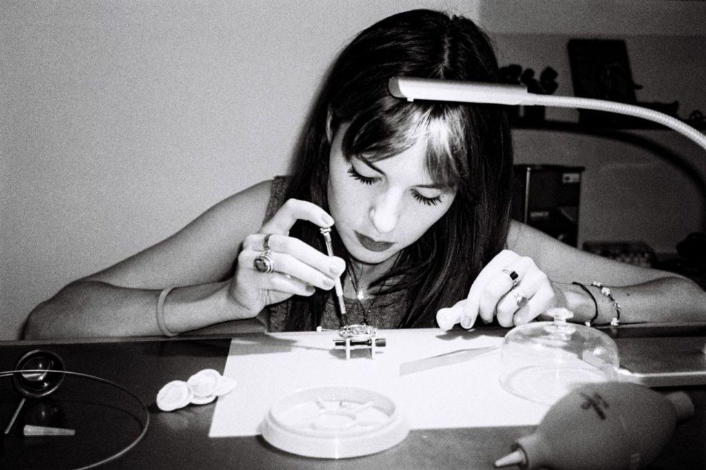 Initiation à l'horlogerie - Photo Aléna Gaponova