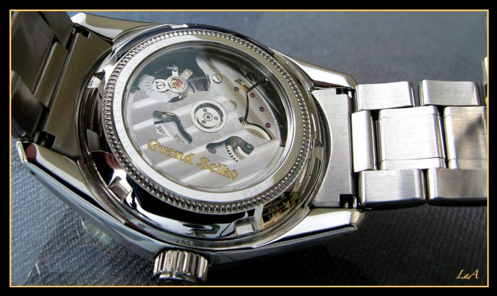 Une montre parfaite sous tous les angles !