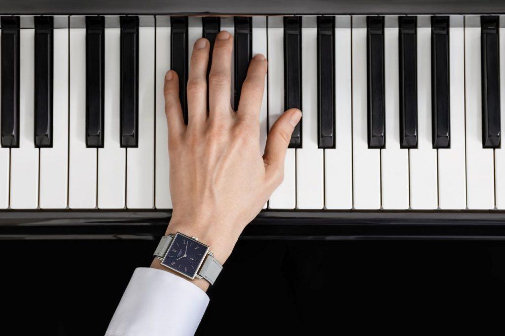 Une montre qui inspire l'artiste qui est en vous...